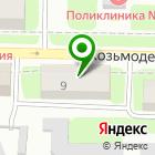 Местоположение компании Микрокредитная компания Алена