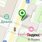 Местоположение компании Флорист.ру