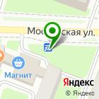 Местоположение компании Киоск по продаже овощей и фруктов