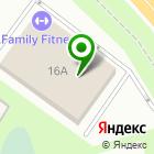 Местоположение компании FAMILY FITNESS