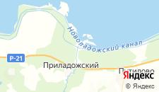 Гостиницы города Назия на карте