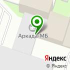 Местоположение компании ИМПЛЕКС