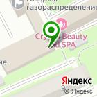 Местоположение компании Газпром газораспределение Смоленск