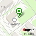 Местоположение компании Нефтика-Кард