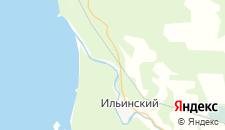Гостиницы города Нурмойла на карте