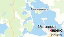 Гостиницы города Слобода на карте