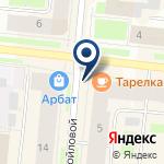 Компания Кулинария №1 на карте
