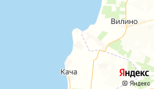 Гостиницы города Андреевка на карте
