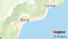 Гостиницы города Отрадное на карте