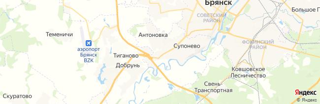 Свенский Свято-Успенский мужской монастырь на карте