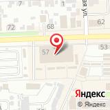 Автостоянка на ул. Ульянова, 53Б