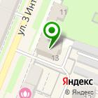 Местоположение компании Пятисотка