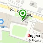 Местоположение компании Мебель-СК Брянск