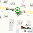 Местоположение компании Баскар-Vianor