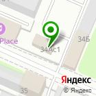 Местоположение компании Авто-Проспект