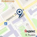 Компания Бизнес-Кухня на карте