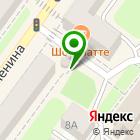 Местоположение компании Магазин цветов на проспекте Ленина