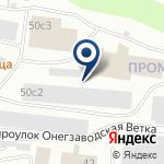 Компания ИТ-Сервис на карте