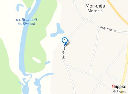 """Посмотреть на карте фируму: База отдыха """"Орельский Двор""""."""