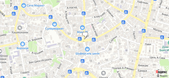 Ramat Gan Bialik Str Israel Ramat Gan Unistream Branches - Ramat gan map
