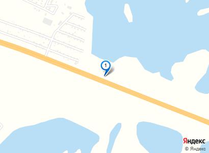 Трасса возле Маяка, август 2008 - просмотр фото на карте