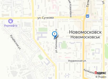 Монумент Вечной Славы в Новомосковске, 1967г. - просмотр фото на карте