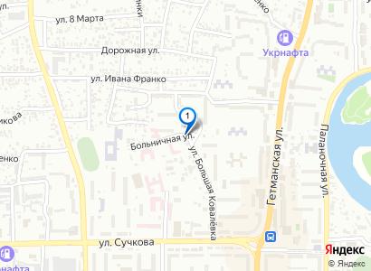 Кательная по ул.Б.Ковалевка - просмотр фото на карте