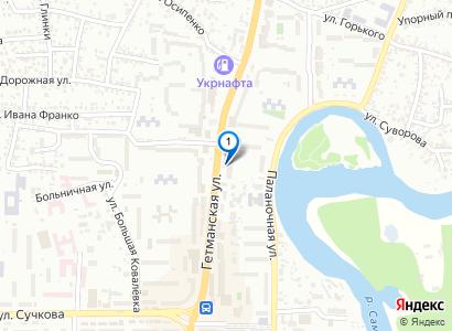 Небо над Новомосковском - просмотр фото на карте