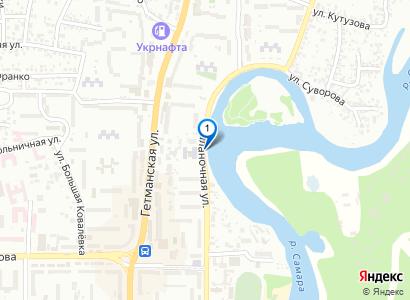 Комсомольская набережная - панорама - просмотр фото на карте