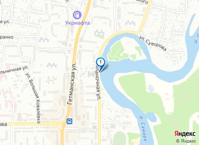 Рыбалка на Самаре в черте города, июнь 2013 - просмотр фото на карте
