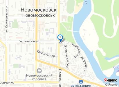 Ресторан САМАРА в районе парка - просмотр фото на карте