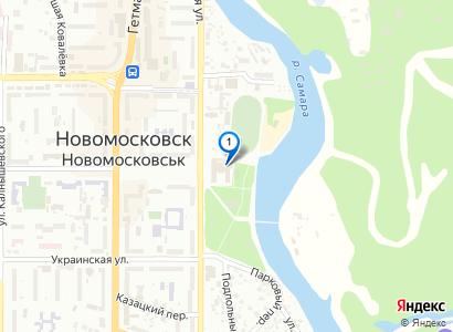 ДК Металлургов и городской парк, март 2016 - просмотр фото на карте