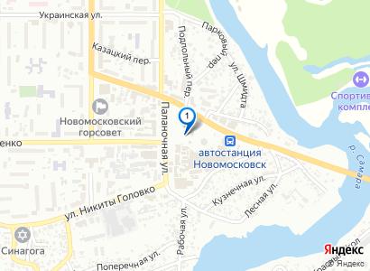 Свято-Троицкий собор на закате - просмотр фото на карте