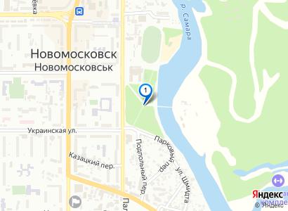 В городском парке - просмотр фото на карте