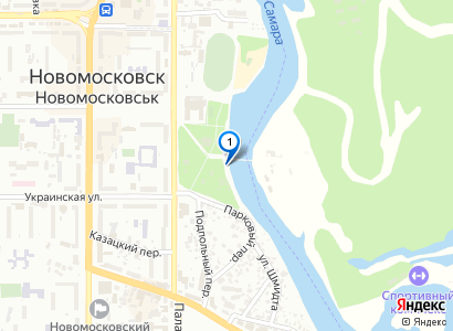 Теплый зимний день в городском парке, январь 2014 - просмотр фото на карте