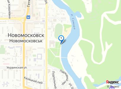 Реконструкция набережной в парке - просмотр фото на карте