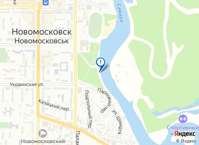 Панорама Горбатого моста в парке - просмотр фото на карте