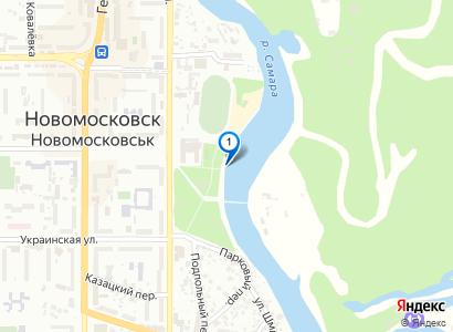 Летняя рыбалка на Самаре в парке, июнь 2015 - просмотр фото на карте