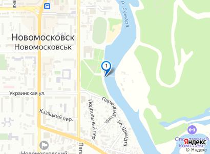 Инфракрасная панорама Горбатого моста - просмотр фото на карте
