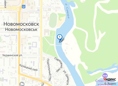 Академическая Гребля в парке, март 2015 - просмотр фото на карте