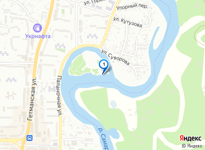 р.Самара (на острове) - просмотр фото на карте
