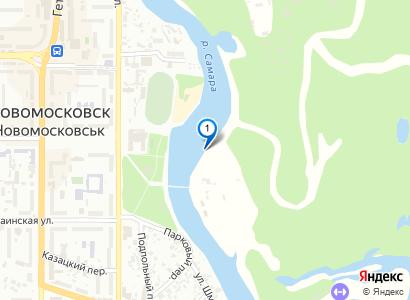 16 Февраля 2005 - Дворец Металлургов, парк - просмотр фото на карте