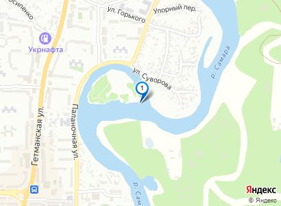 Прогулка в районе острова, январь 2012 - просмотр фото на карте