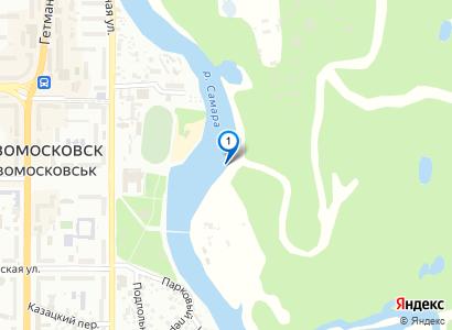 Вид на набережную и горбатый мост - просмотр фото на карте