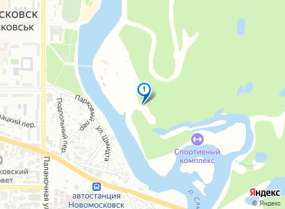 Самарский лес 5 - просмотр фото на карте