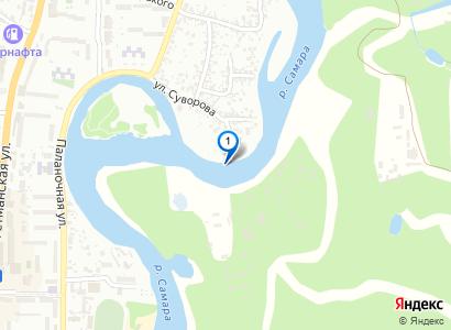 рыбалка на р.Самара, август 2011 - просмотр фото на карте