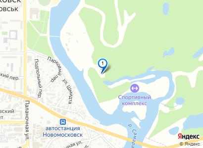 Самарские заводи в районе парка, май 2016 - просмотр фото на карте