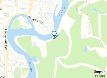 Золотая осень на Самаре - просмотр фото на карте