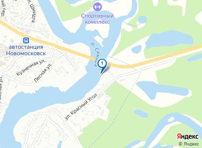 Вид на речпорт - просмотр фото на карте