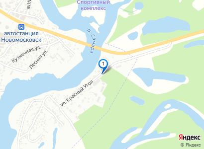Наводнение в Новомосковске, 1964 - просмотр фото на карте